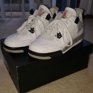 """Air Jordan """"White Cements"""""""